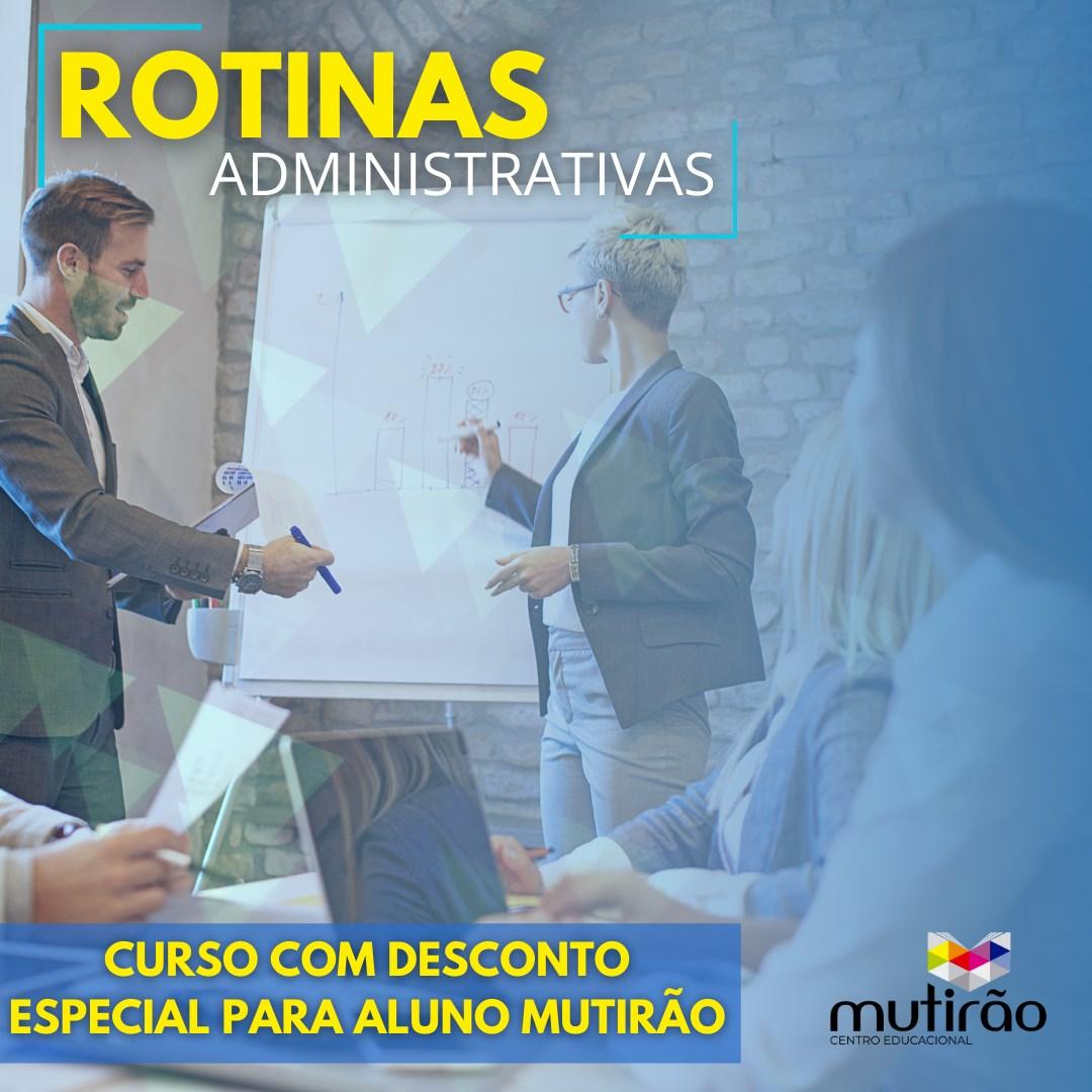 Rotinas Administrativa