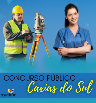 Prep. Concurso Prefeitura de Caxias do Sul